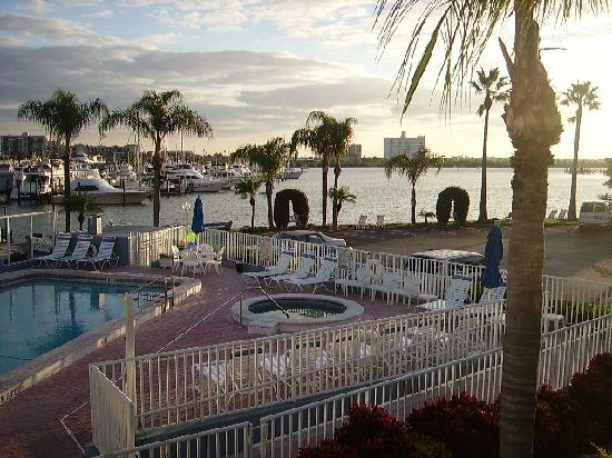 Sea Captain Resort on the Bay: Freat view
