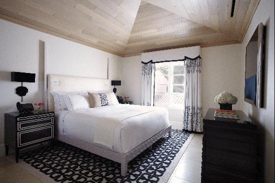 Elegant Hotel Bel Air: Bel Air Suite Bedroom Gallery