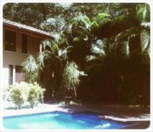 Tamarindo Blue Apartments: tamarindo yam pool
