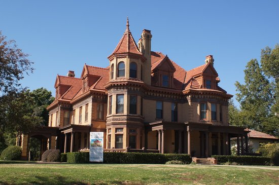 ‪Overholser Mansion‬