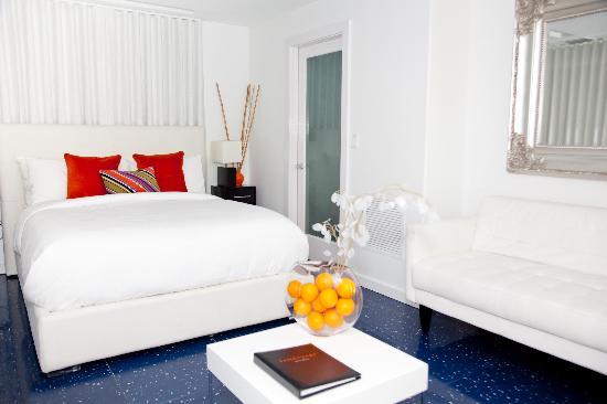 Sanctuary South Beach: Large Suites