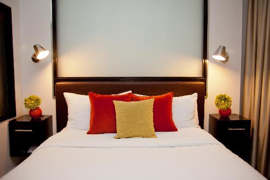 Sanctuary South Beach: Luxurious Beds