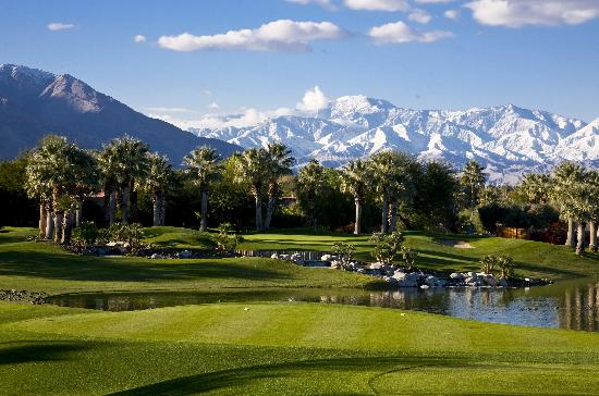 Stunning Golf Courses in Palm Springs