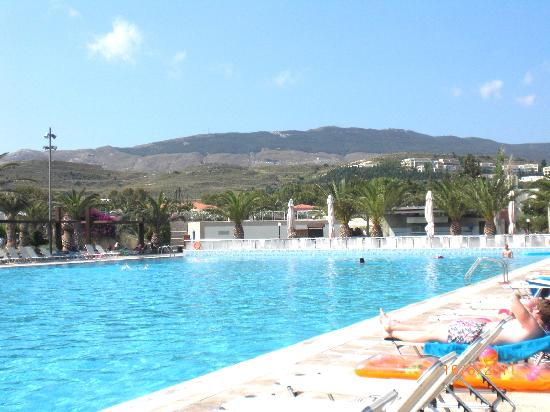 Kipriotis Village Resort: una delle piscine