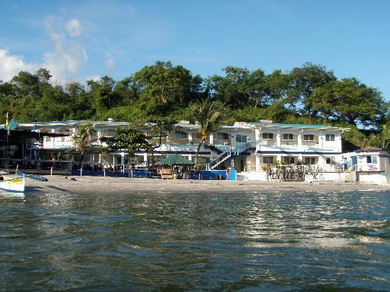 The Blue Rock Restaurant: resort