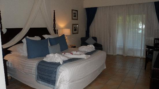 Dreams Palm Beach Punta Cana: 1 er chambre