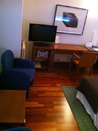 Hotel America Vigo: Habitacion