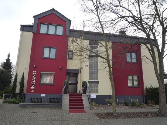 Hotel Am Wartturm: Aussenfassade