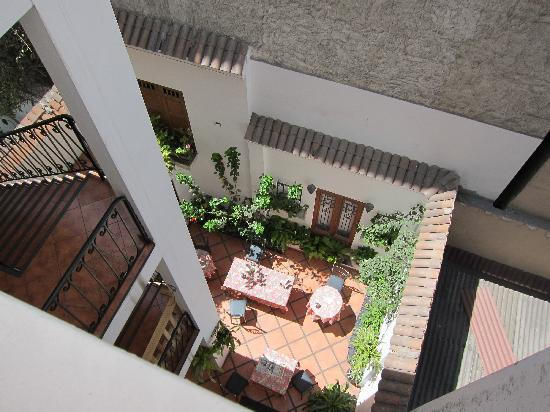 Casa San Martin : View of the Patio / Dining Area
