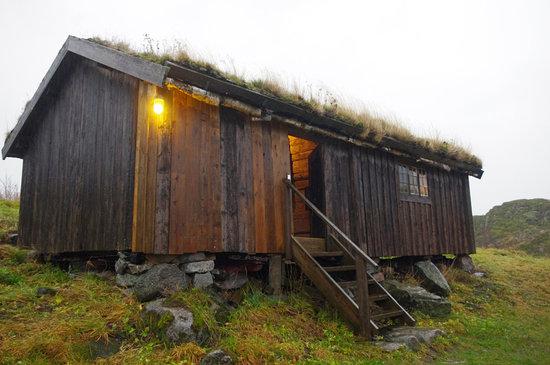Lofoten Museum : l'antica casetta dei pescatori