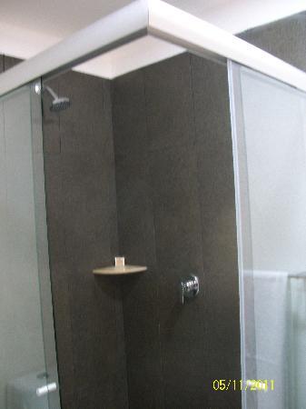 Comfort Inn Cancun Aeropuerto: Baño