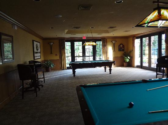 Lighthouse Key Resort and Spa: game room