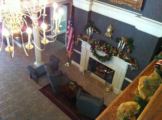 Clarion Inn Willow River: Lobby