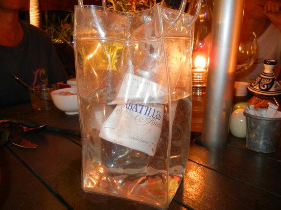 El Cafecito: comme tous et origanal, jusqu'a l'eau dans l'eau!!