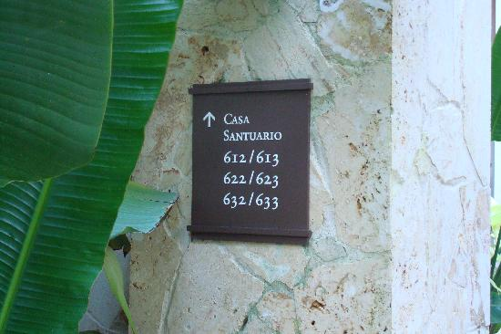 The St. Regis Bahia Beach Resort, Puerto Rico: Casa santuario 612