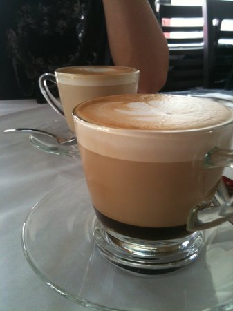 55 Cafe and Restaurant: Good coffee