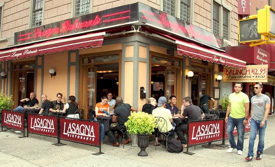 Lasagna Ristorante