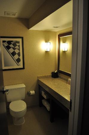 Sheraton Indianapolis Hotel at Keystone Crossing: spacious bath