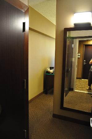 Sheraton Indianapolis Hotel at Keystone Crossing: Entry way to the room