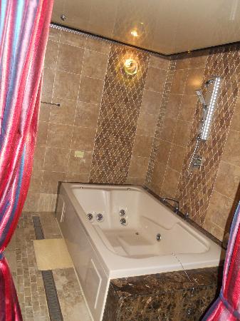 Hotel Elle Inn : bathroom