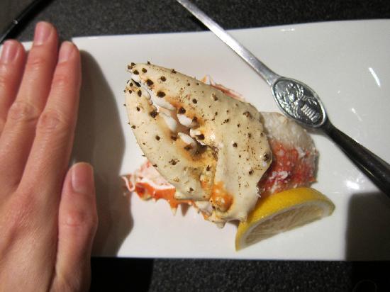 Takinoya: King crab!