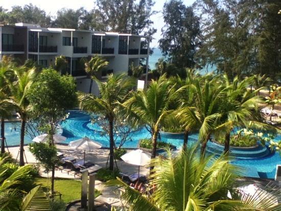 Holiday Inn Phuket Mai Khao Beach Resort : from our balcony