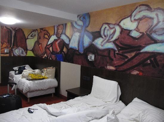 Hotel Van Gogh : private room