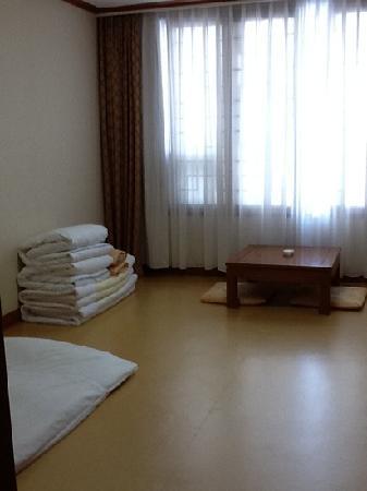 High1 Hotel: ondol style room