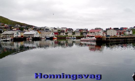 Nordkapp Municipality, นอร์เวย์: Honningsvag