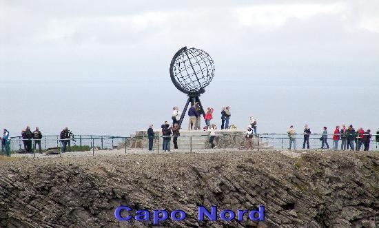 Nordkapp Municipality, นอร์เวย์: Nordkapp