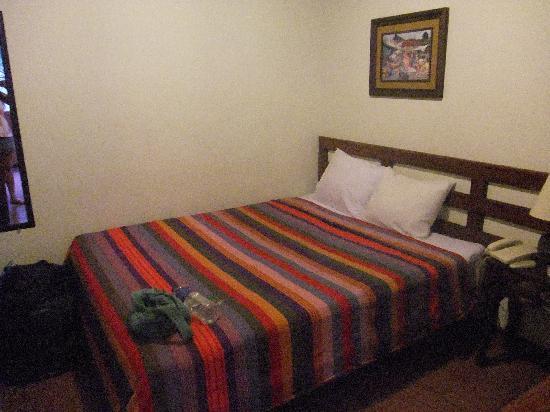Arbol de Fuego Eco-Hotel: The room