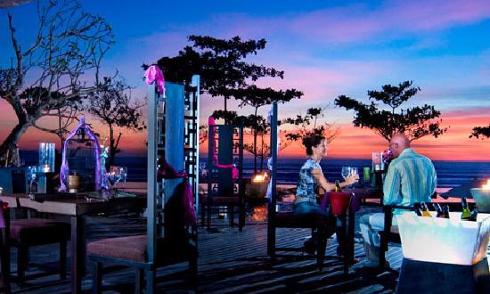 Anantara Seminyak Bali Resort : Wild Orchid Restaurant