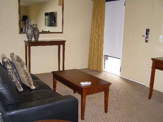 Quality Hotel Powerhouse Armidale: Lounge Area