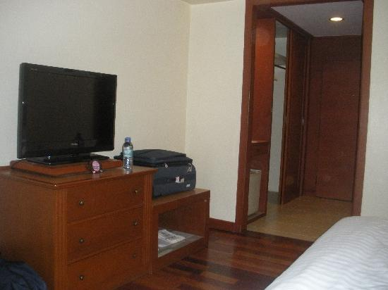 Silom City Hotel: Deluxe Plus room