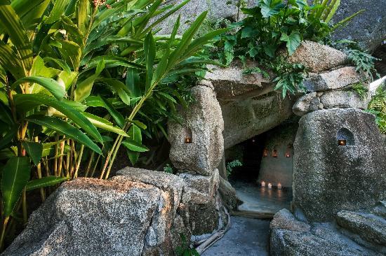 Kamalaya Koh Samui: The Monks' Cave