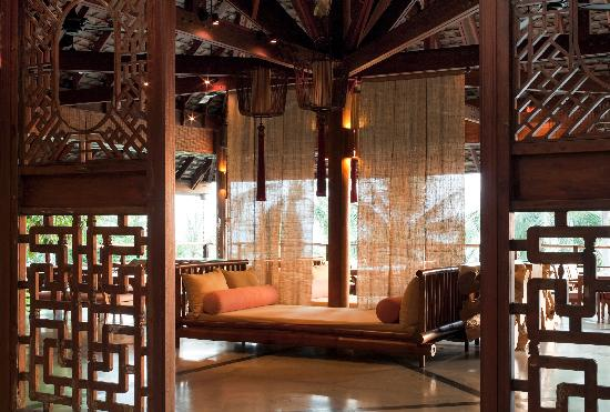 Kamalaya Koh Samui: Alchemy Tea Lounge