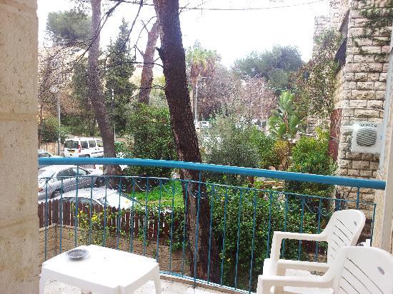Eden Jerusalem Hotel: Suite