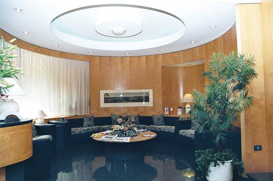 Hotel Gerber: hall