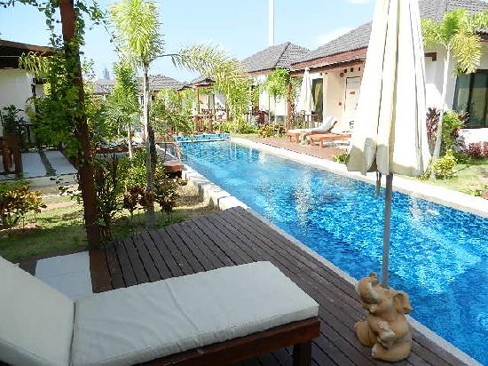 Pinnacle Grand Jomtien Resort: notre bungalo
