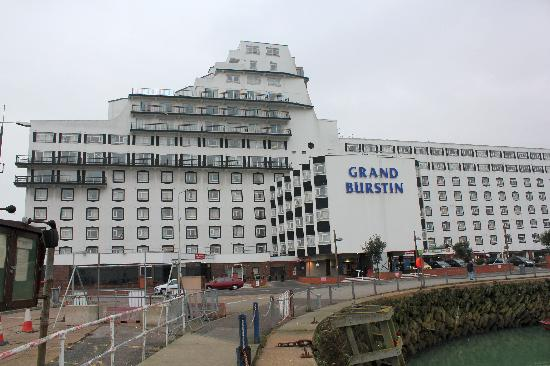 The Grand Hotel Burstin Folkestone