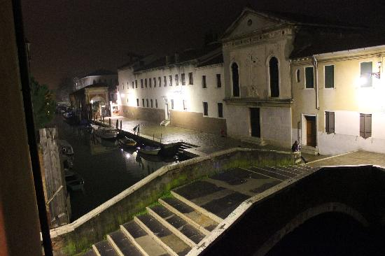 Eurostars Residenza Cannaregio: View From Our room