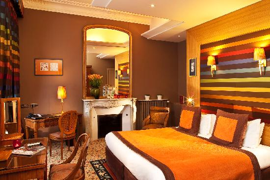 chambre luxe picture of hotel regent 39 s garden paris tripadvisor. Black Bedroom Furniture Sets. Home Design Ideas