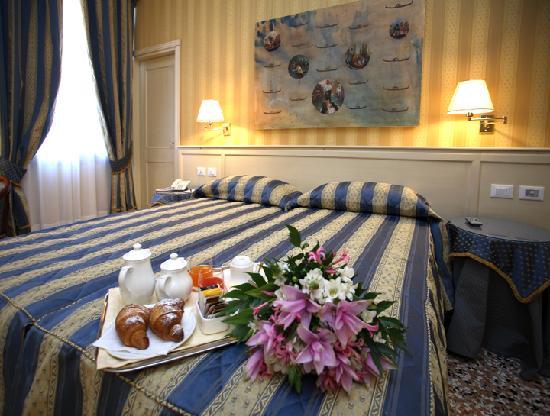 Camere dell'Hotel Bella Venezia