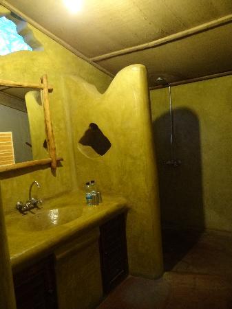Serengeti Tented Camp - Ikoma Bush Camp: salle de bain