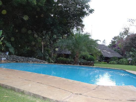 Moivaro Lodge: piscine
