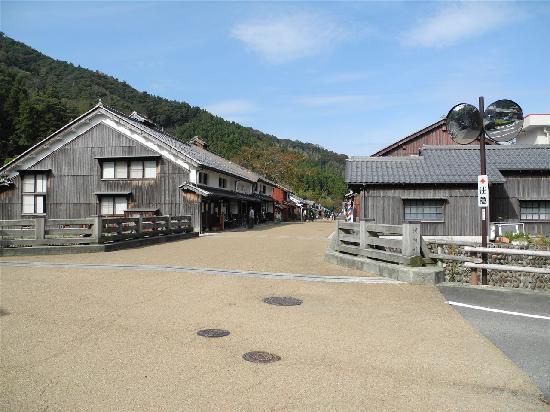 Wakasa-cho, اليابان: 熊川宿の散策路