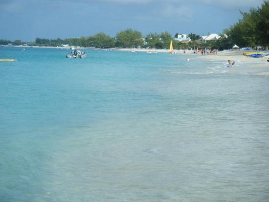 The Ritz-Carlton, Grand Cayman: spiaggia