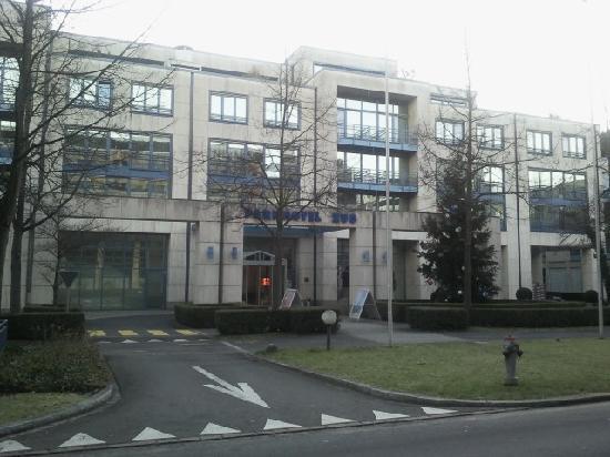 Parkhotel Zug : L'immeuble