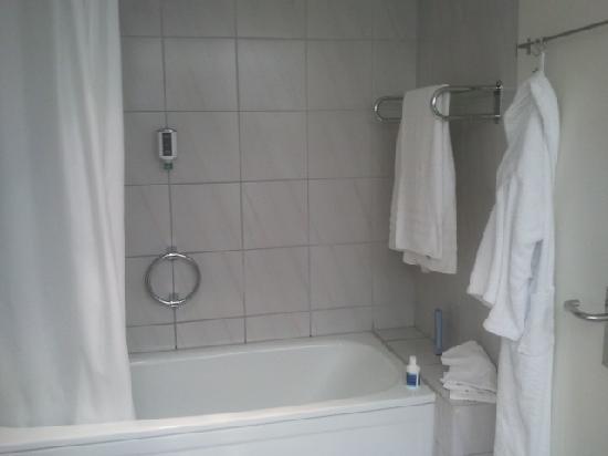 Parkhotel Zug: La salle de bains