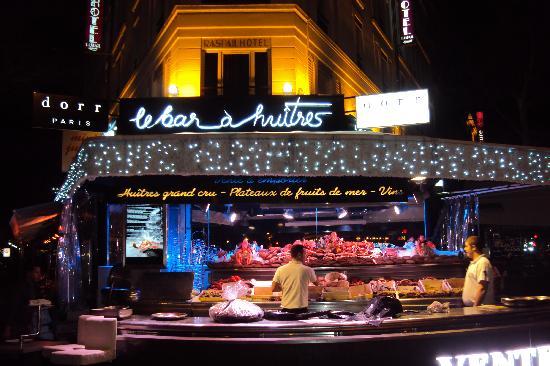 Restaurant Huitre Paris Boulevard Saint Germain